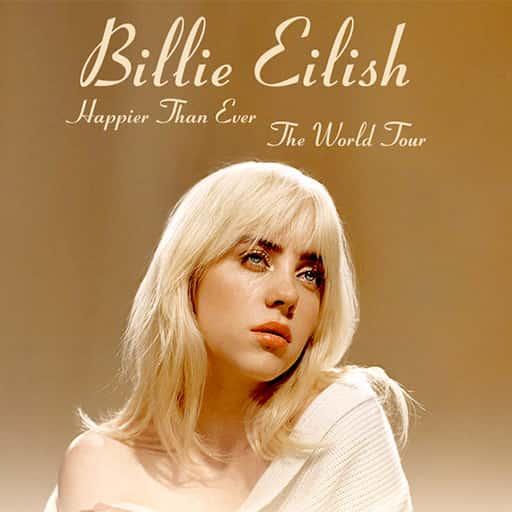 Billie Eilish VIP Tickets